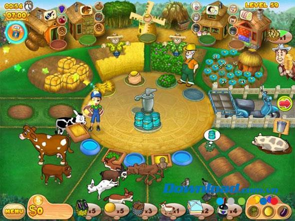 Farm Mania 2 - Farm Management Spiel