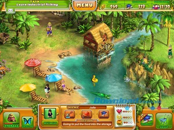 Farm Tribe - Farm Management Spiel