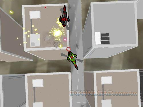 Helicops - Jeu de tir d'avion