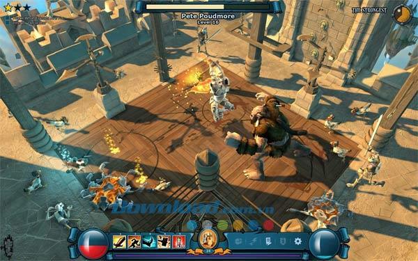 Mighty Quest for Epic Loot - Das kostenlose mittelalterliche Schatzraubspiel
