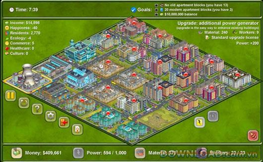 Megapolis - Stadtbauspiel