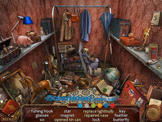 Strangestone - Spiel der mysteriösen Burg