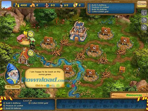 Sweet Kingdom: Enchanted Princess - Jeu de sauvetage de princesse