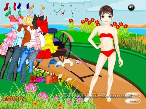 Rosemary - Kleidungsdesignspiel