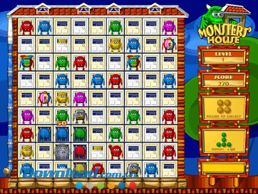 Monsters 'House - Riesiges Monstervernichtungsspiel