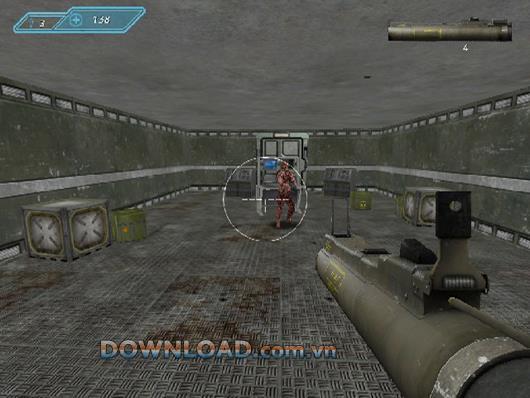 Terror Strike - Spiel zur Zerstörung von Terroristen und Zombies