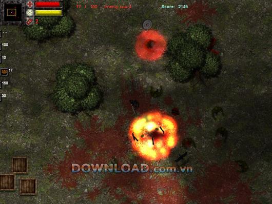 SlayerOfDemons - Spiel, um blutrünstige Kreaturen zu verhindern