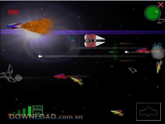 Weltraumangriff - Zerstöre außerirdische Monster