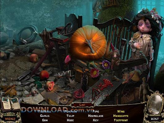 Tales of Terror: Crimson Dawn - Rette ihren entführten Bruder