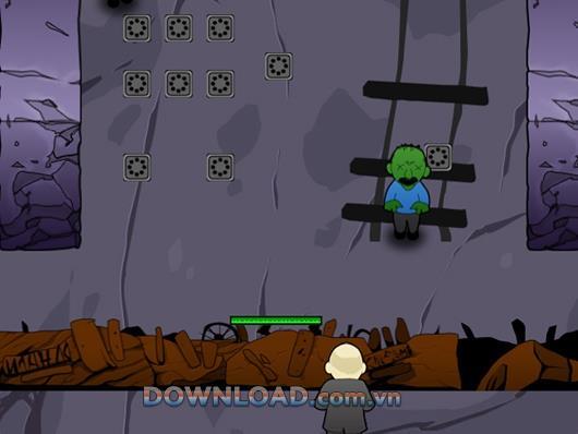 Underground Zombie - Bekämpfe die Zombie-Invasion