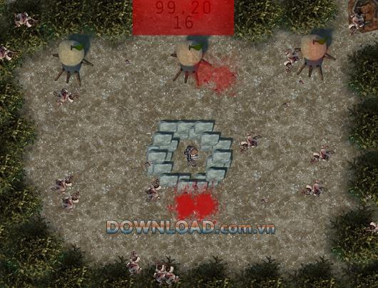 HilfeIst nicht gekommen - Zerstöre die Zombie-Armee