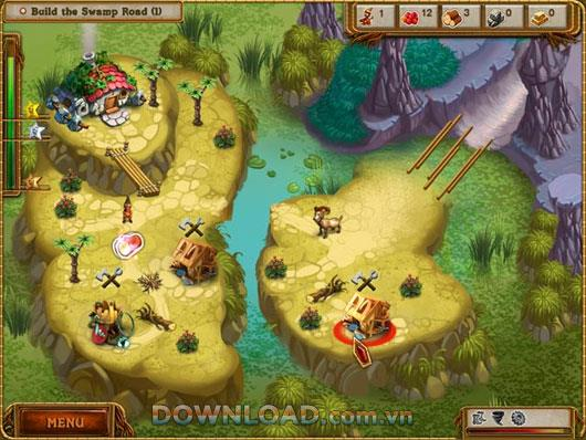 A Gnome's Home: The Great Crystal Crusade - Un joyau magique a été trouvé