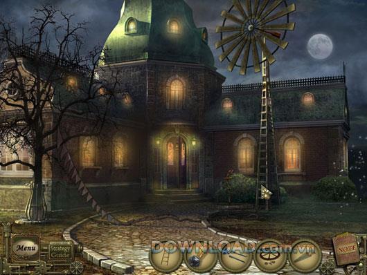 Dark Tales: Le chat noir d'Edgar Allan Poe - Trouvez la femme disparue