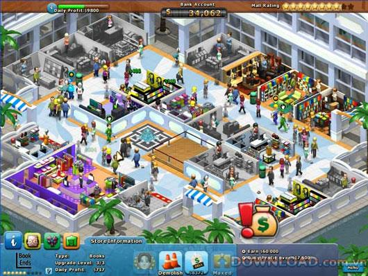 Mall-a-Palooza - Bau eines Einkaufszentrums