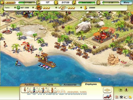 Paradise Beach - Strandmanagement