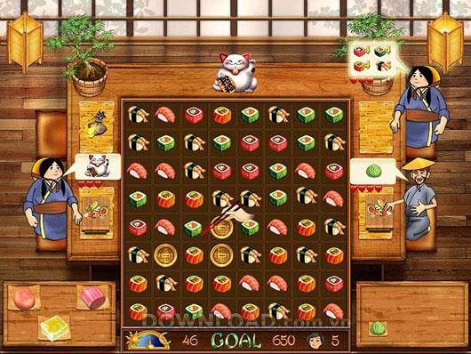 Asami's Sushi Shop - Manager des Sushi-Geschäfts