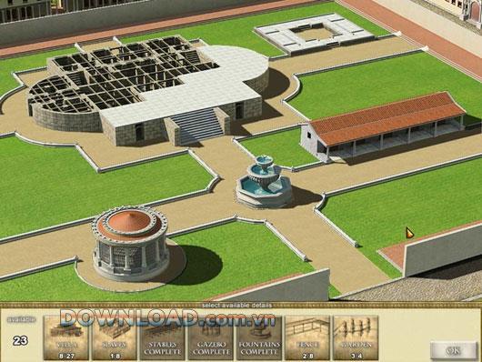 Altes Rom - Aufbau des Römischen Reiches