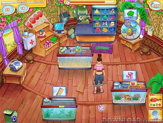 Jenny's Fish Shop - Aquarienmanagement