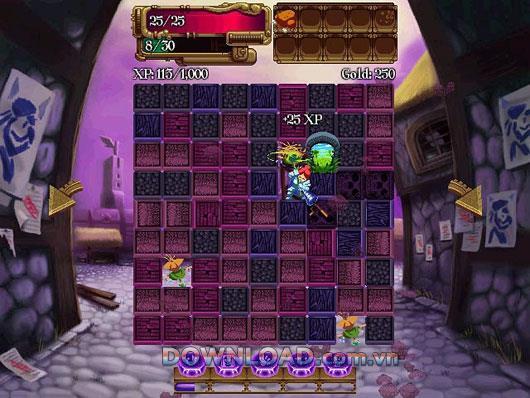 Knightfall: Tod und Steuern - Puzzlespiel
