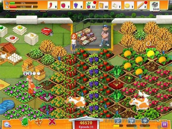 My Farm Life 2 - Jeu de ferme attrayant