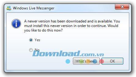 Messenger Reviver 2.1-WindowsLiveメッセンジャーを復元する