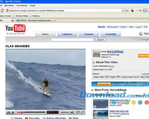 Video DownloadHelper 7.3.9-Firefox、GoogleChromeのビデオダウンロードユーティリティ