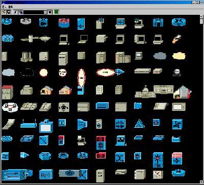 Network Notepad 6.0.10 - Software zur Unterstützung des Netzwerkdesigns