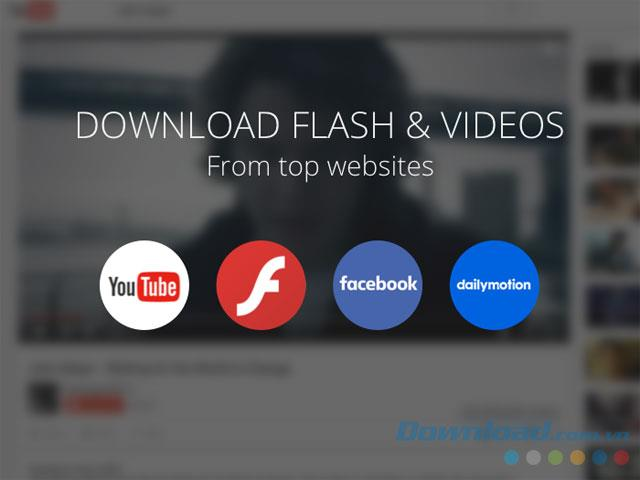 Flash and Video3.0.81をダウンロード-Flashゲームをダウンロードしてビデオを無料でダウンロードするツール