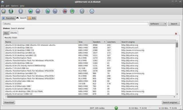 qBitTorrent4.3.0-ソフトウェアダウンロードのサポート