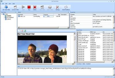 GetTubeVideo4.51-ビデオダウンロードのサポート