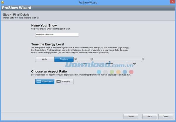 ProShow Gold9.0.3797-写真や音楽からビデオを作成するソフトウェア