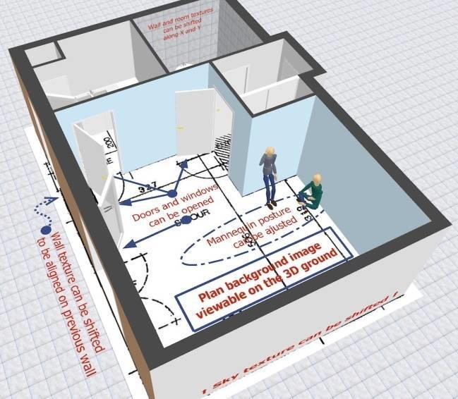 Sweet Home 3D6.4.2-無料のインテリアデザインソフトウェア