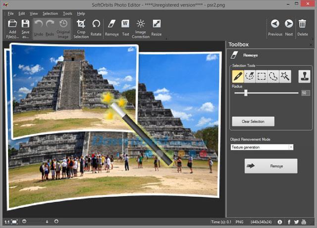 SoftOrbits Photo Editor1.0-シンプルな写真編集ツール