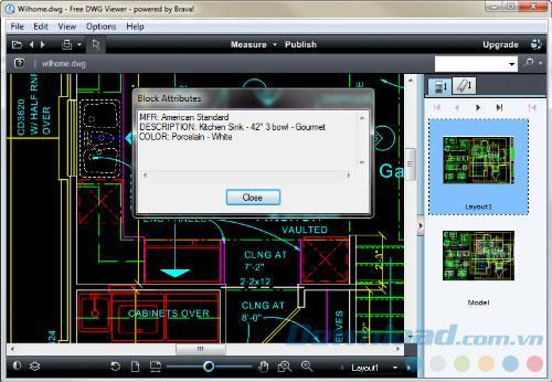 無料のDWGビューア7.3.0.174-DWGファイルを無料で開いて表示するためのソフトウェア