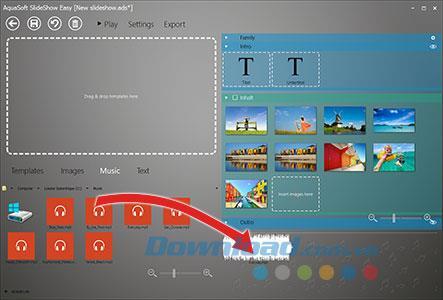 AquaSoft SlideShow Easy8.6-プロの写真スライドショーをデザインする