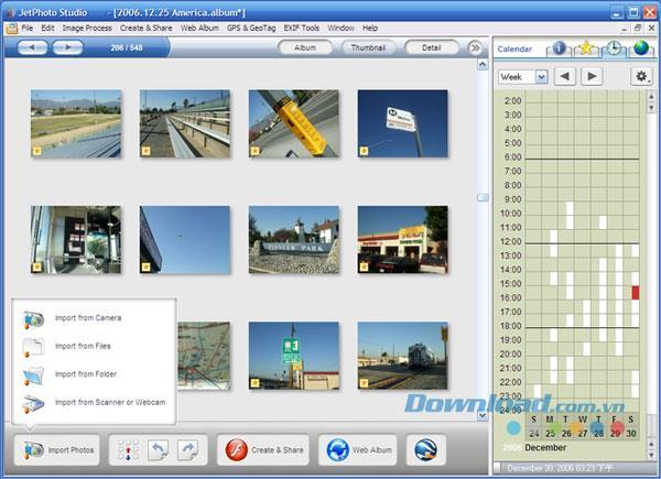 JetPhoto Studio4.15-多くの機能を備えた無料の写真管理