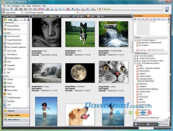 StudioLine Photo Basic 4.0 - Fotoverwaltungssoftware