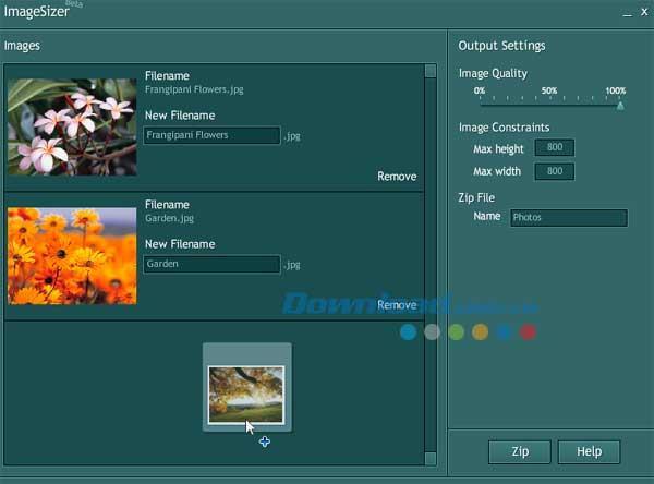 ImageSizer0.5.3.2-画像のサイズを変更する