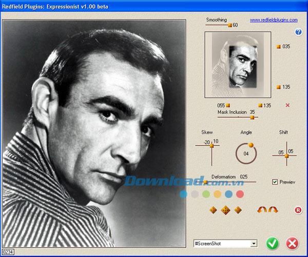 Face Control 2.0-PTSプラグインは、顔の表情を変えるのに役立ちます