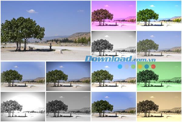 Pictuck1.0-写真編集および共有ソフトウェア