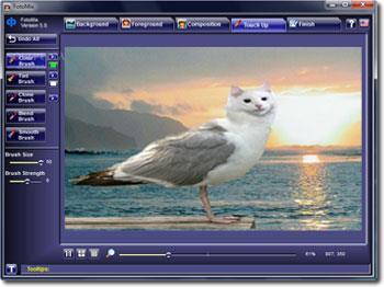 FotoMix-高速画像コラージュ