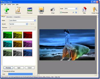 写真効果-写真効果を作成および編集します