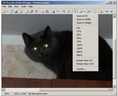 FuturixImager5.9-デバイスで写真を簡単に表示して編集できます。