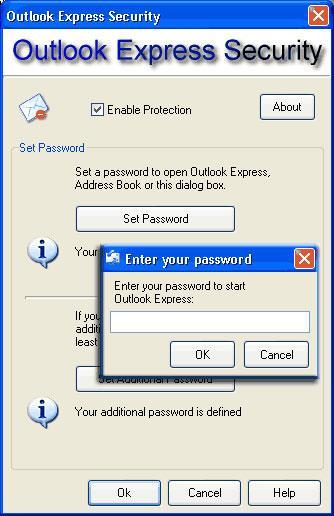 OutlookExpressのセキュリティ