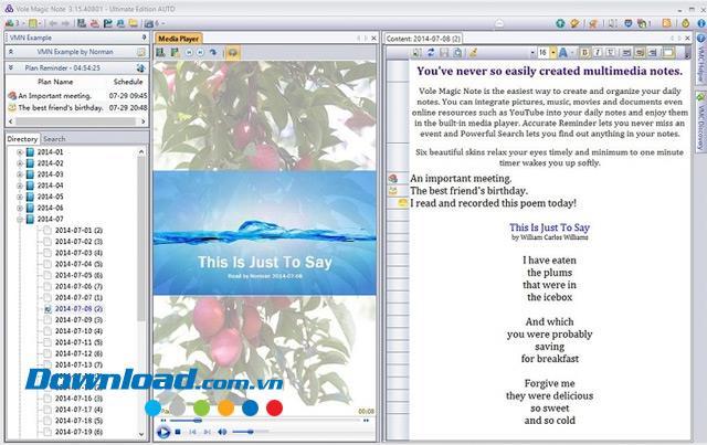 Vole Magic Note3.16.40901-プロのノートライティングアプリケーション