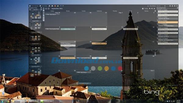 VueMinder Ultimate 11.0.0 - Arbeitsplan