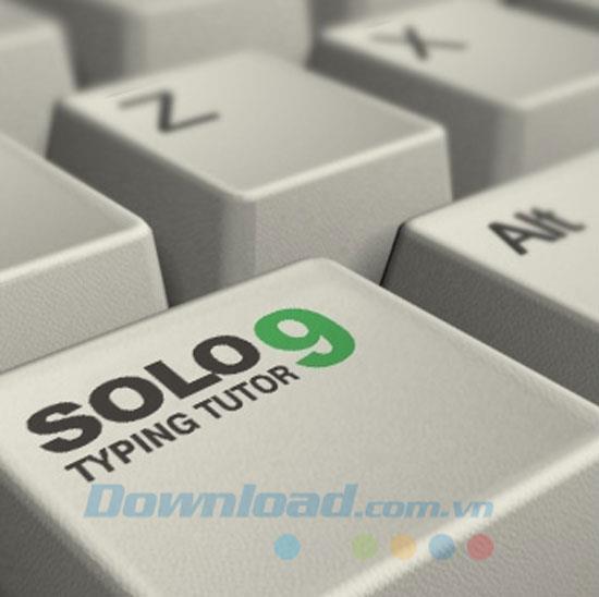 SOLO Typing Tutor9.0.5.15-効果的なタイピングソフトウェア