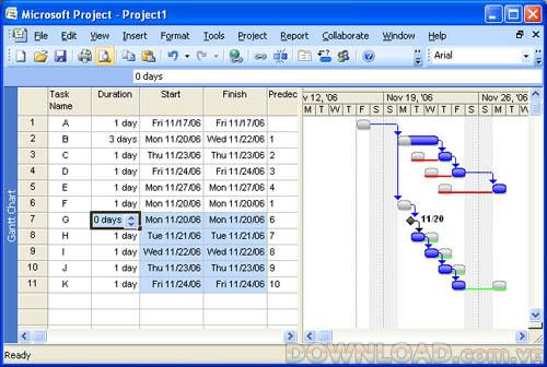 Microsoft Office Project 2007 Service Pack 1-Office Project2007のSP1更新パッケージ