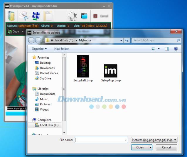 MyImgur3.9.2-写真共有およびアーカイブソフトウェア
