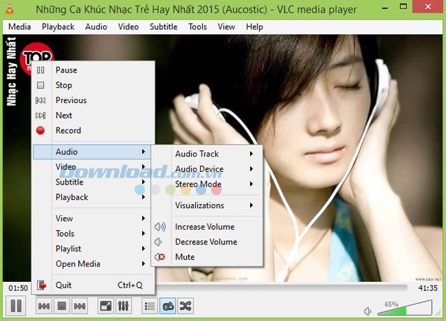 VLC Media Player 3.0.11 - Software zum Ansehen von HD-Filmen und zum kostenlosen Anhören von Musik
